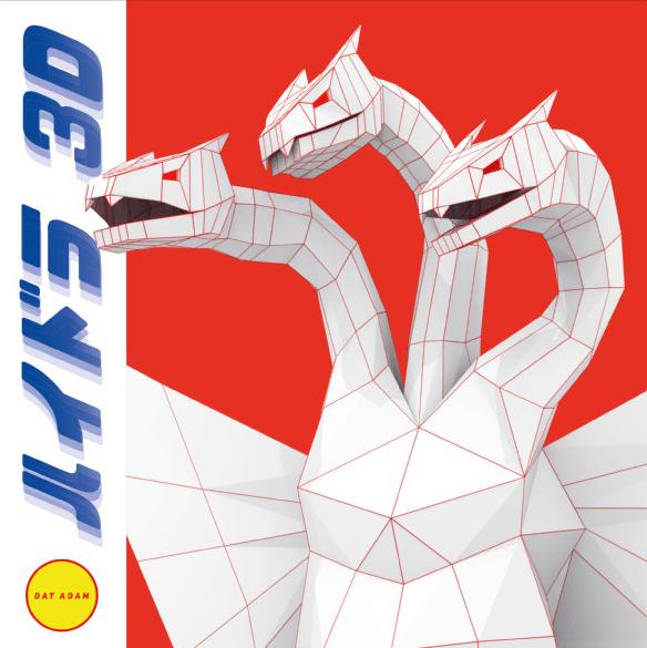 Hydra 3D ltd Boxset von Dat Adam - Boxset jetzt im Dat Adam Shop